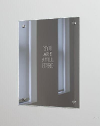 Mona Hatoum, 'YOU ARE STILL HERE', 2013