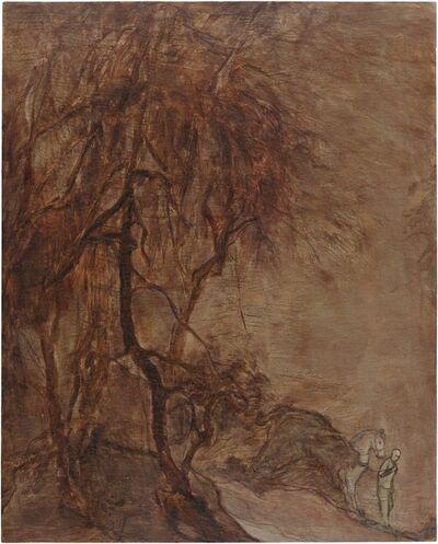 Wang Yabin, 'Crossing the Mountain with Horse', 2017