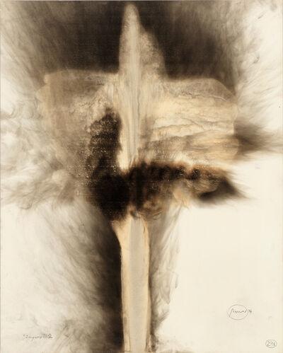 Otto Piene, 'Layers 2', 1974