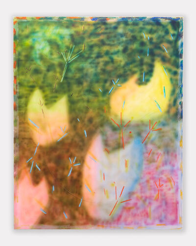 Catherine Haggarty, 'Pitter Patter', 2020