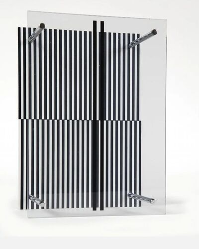 Jesús Rafael Soto, 'Permutacion Museo Moltiplicato', 1978