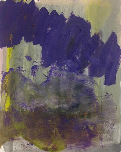 Karl Bielik, 'Dust', 2016