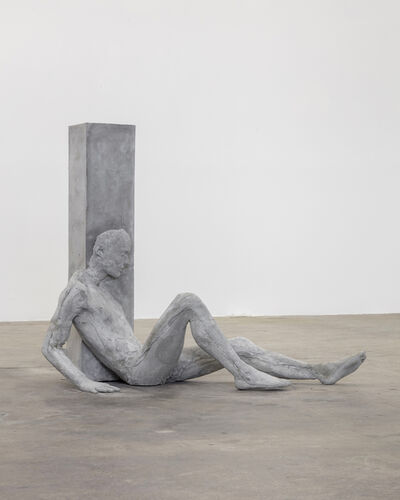 Benjamin Renoux, 'FALLING CARYATID #2', 2017