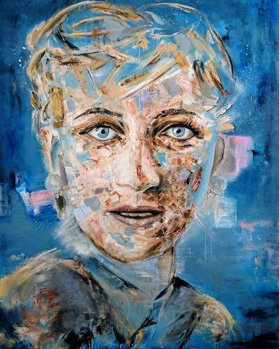Jc Trouboul, 'Princess Diana', 2018