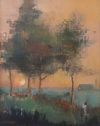 Lawrence Kelsey, 'Evening Glow', 2007