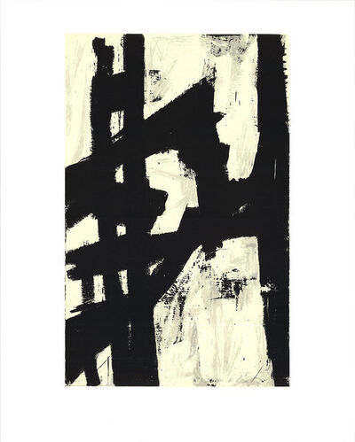 Franz Kline, 'New York, NY', 1991