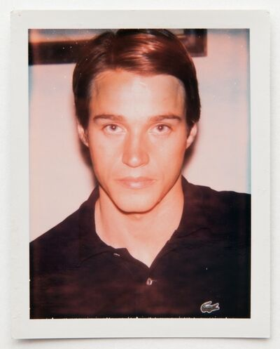 Andy Warhol, 'Jed Johnson', 1973