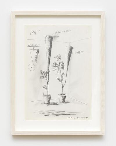 Keiji Uematsu, 'Project Drawing', 1990