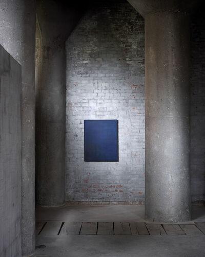 Jef Verheyen, 'Monochrome Bleu', 1962