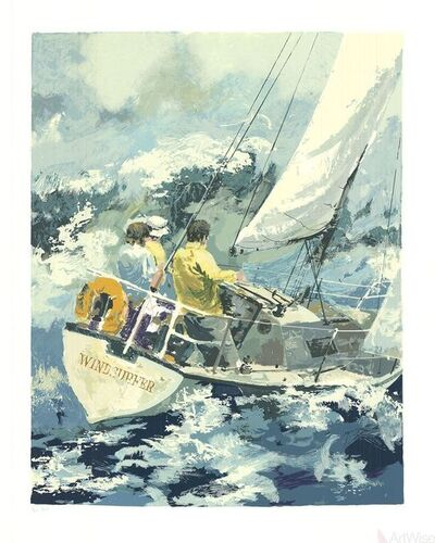 Wayland Moore, 'Windsurfer', 1986