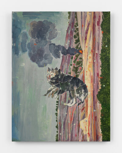 Nicky Nodjoumi, 'Silenced', 2017