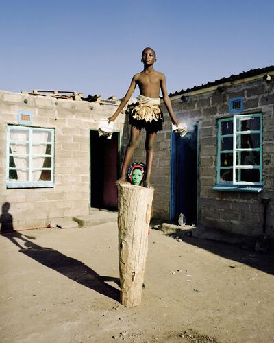 Namsa Leuba, 'Untitled I, from the series Zulu Kids ', 2014