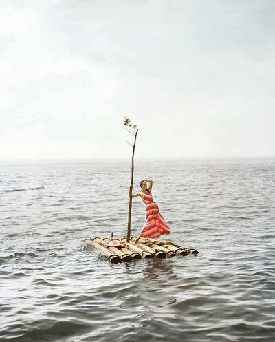 William Helburn, 'Raft, Lucinda Hollingsworth, Westhampton Beach, NY', 1959