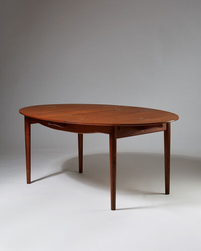 Finn Juhl, 'Dining table 'Judas' designed by Finn Juhl for Niels Vodder, Denmark. 1948. ', 1948