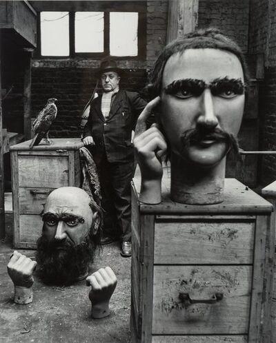 Robert Doisneau, 'Les Geants du Nord', 1951
