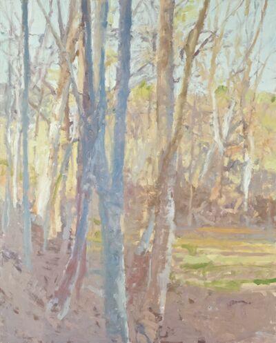 Annie Harris Massie, 'Sycamores Above Possum Creek, Lone Jack Farm', 2018