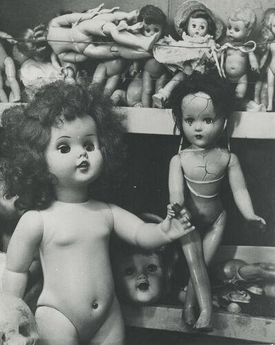 Kati Horna, 'Untitled, series Sanatorio de muñecas', 1960