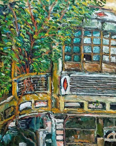 Jose Mari Picornell, 'Abandonada Clinica Tojong', 2021