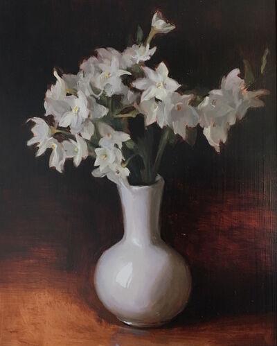 Melissa Franklin Sanchez, 'Winter Daffodils', 2016