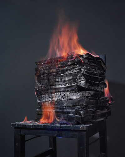 "Chen Xiaoyun, 'Special knowledge protection association made an assumption on ""language"": Burning is the negative form of light', 2014"