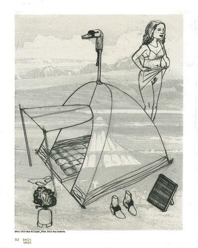 Pat Andrea, 'Klinger suite (02 Tent)', 2012