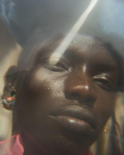 Nadine Ijewere, 'Joseph Mirror', 2017