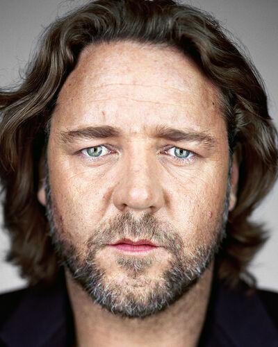 Martin Schoeller, 'Russel Crowe', 2007