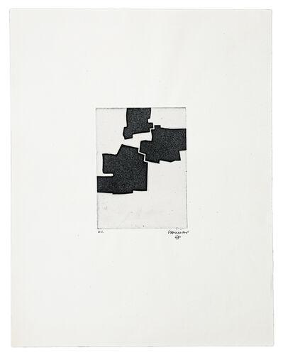 Eduardo Chillida, 'Gezna IV', 1969