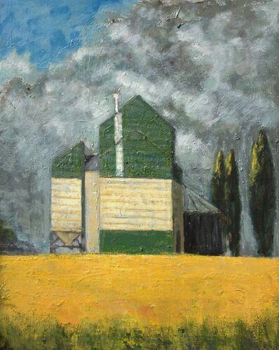 Albert Hadjiganev, 'Le silo'