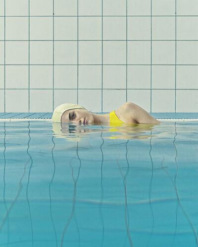 Maria Svarbova, 'Horizon (Yellow)', 2020