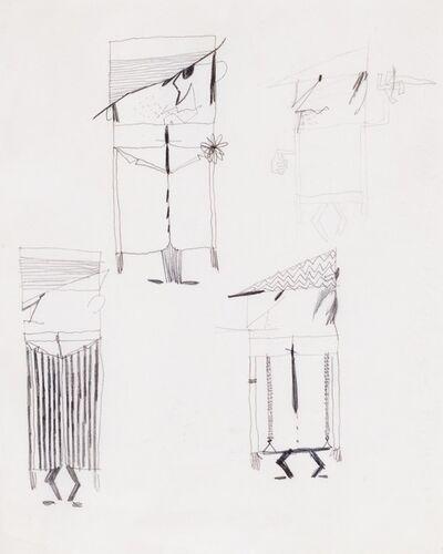 Pino Pascali, 'I Killer (Algida)', 1961