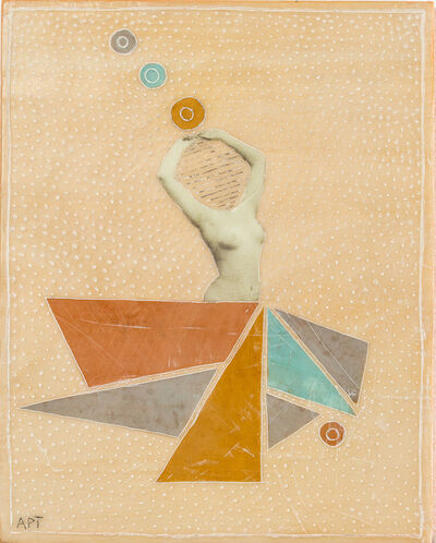 Athena Petra Tasiopoulos, 'Bust', 2018