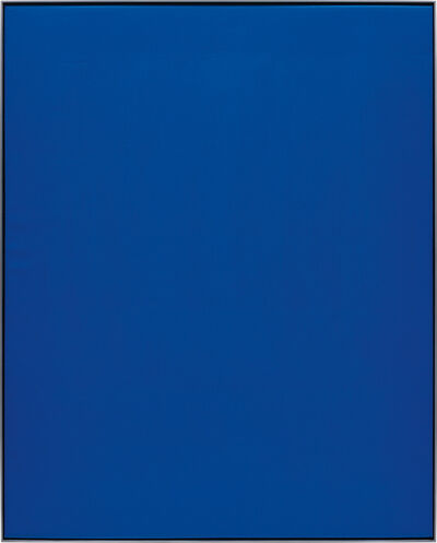 Lucien Smith, 'Untitled (blue padding)', 2011