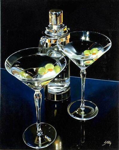 Thomas Stiltz, 'Martini Night (Martinis for Two)', ca. 2014