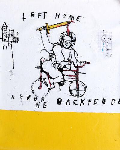 Zach Thompson, 'Never Backpedal', 2018