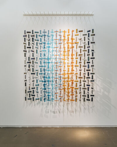 Amy Cushing, 'Amy Cushing, Bargello, UK', 2020