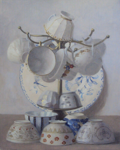 Olga Antonova, 'Overflowing Cups', 2015