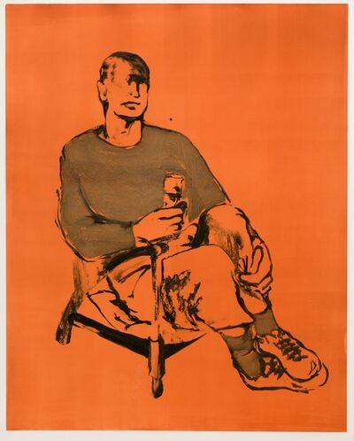 Shelly Tregoning, 'Big Man, Small Chair', 2019
