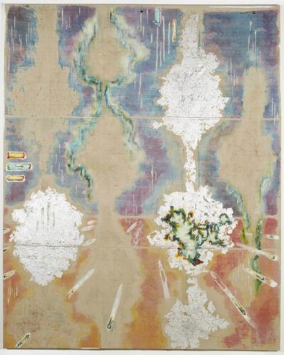 Michael Maxwell, 'Phosphenes - Nocturne: Seeing in the dark/ What Rothko missed', 2014