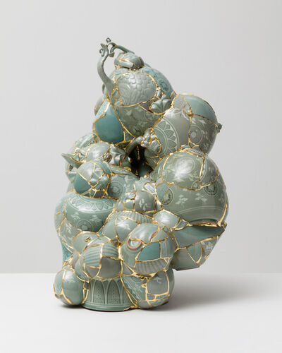 Yeesookyung, 'Translated Vase (TVG5)', 2013