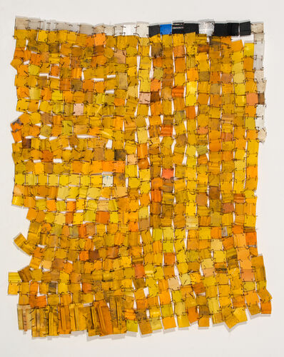 Serge Attukwei Clottey, 'Better Left Unsaid', 2019