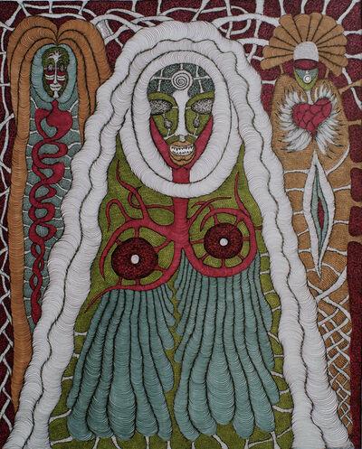 Evelyne Postic, 'Gestation', 2014