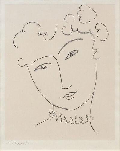 Henri Matisse, 'Madame Pompadour ', 1951