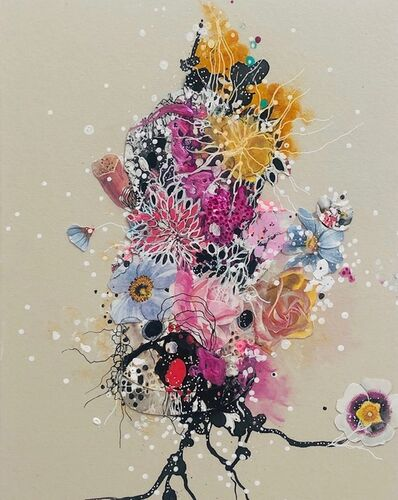 Jenny Brown, 'Marigold Moon Coral ', 2019