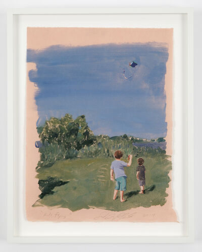 Sebastian Blanck, 'Kite Flying', 2014