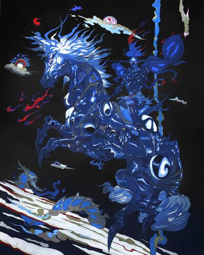 Amano Yoshitaka, 'Black Knight', 2013