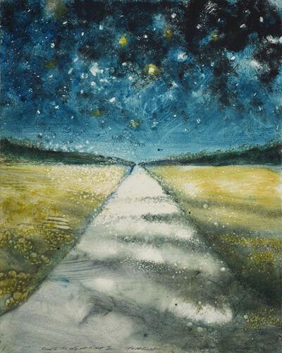 Bill Jacklin, 'Road to the Sky at Night I', 2018