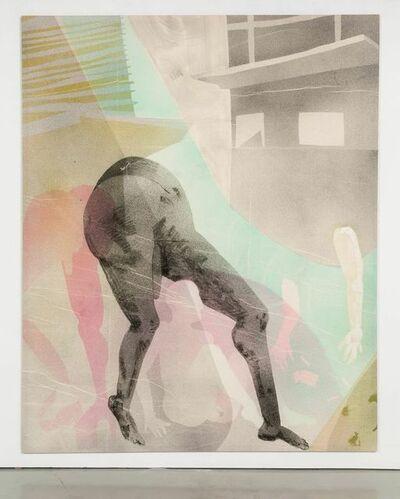 Matthew Lutz-Kinoy, '23:00 Saturday night at the Largo do Arouche', 2015