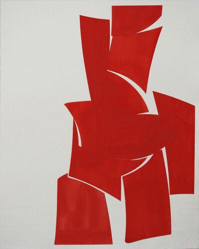 Joanne Freeman, 'Covers Red', 2020