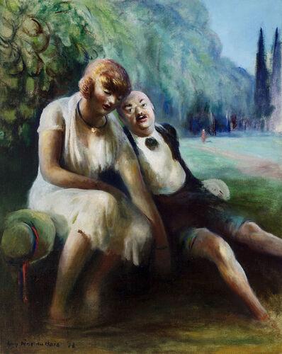 Guy Pène du Bois, 'The Couple', 1932